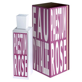 Eau d'Italie - Paestum Rose EdT, 100 ml