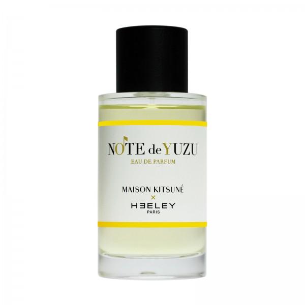 Note de Yuzu - Maison Kitsuné - Eau de Parfum
