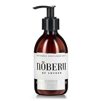Nõberu of Sweden - Duschlotion Amber Lime, 250 ml