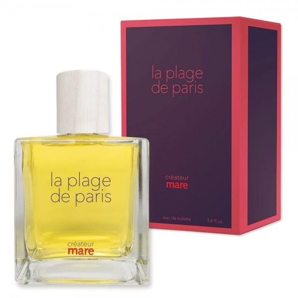 La Plage de Paris - by Geza Schön