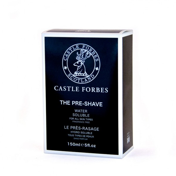 Castle Forbes - The Pre-Shave