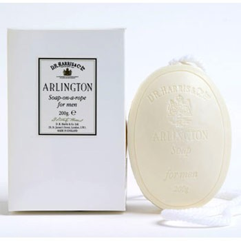 D. R. Harris - Arlington Soap on a Rope, 200 Gramm