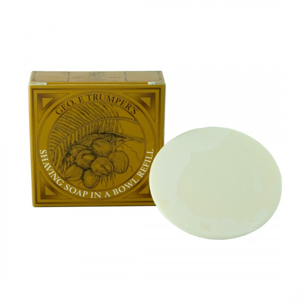 Geo F. Trumper - Coconut Oil Shaving Soap, Refill