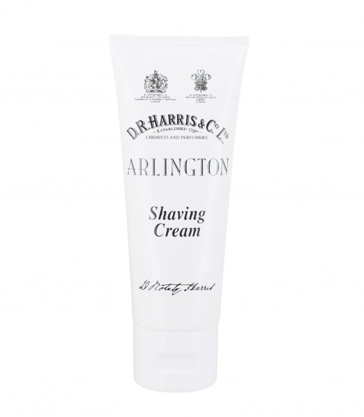 D. R. Harris - Arlington Shaving Cream, 75 Gramm Tube