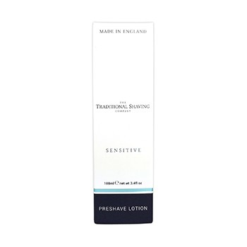 The Traditional Shaving - Sensitiv Preshave Lotion, 100 ml