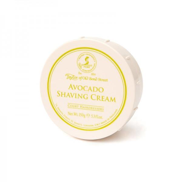 Taylor of Old Bond Street - Avocado Shaving Cream, 150 Gramm