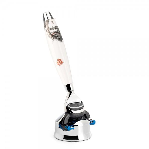 EDITION Rasierer Gillette® Fusion™ Meissner Porzellan handbemalt
