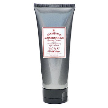 D. R. Harris - Marlborough Shaving Cream, 75 Gramm Tube