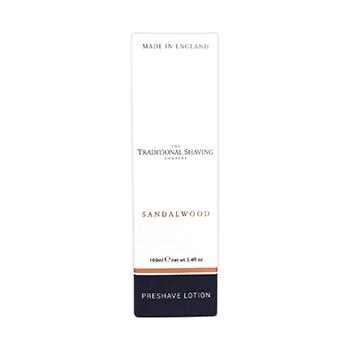 The Traditional Shaving - Sandalwood Preshave Lotion, 100 ml