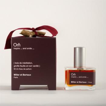 Miller et Bertaux - Om inspire ... and smile ... Eau de Parfum, 50 ml