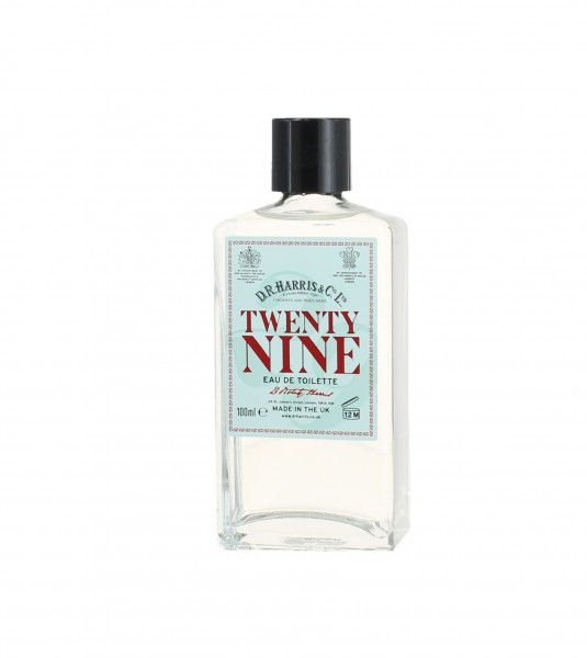 D. R. Harris - Twenty Nine Eau de Toilette