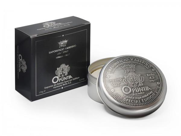 Saponificio Varesino - Opunita 4.3 Rasierseife, 150 g