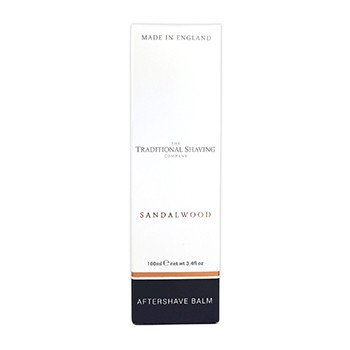 The Traditional Shaving - Sandalwood Aftershave Balm, 100 ml