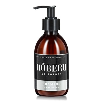 Nõberu of Sweden - Haarshampoo Amber Lime, 250 ml