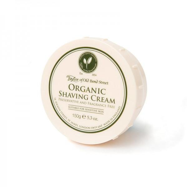 Taylor of Old Bond Street - Organic Shaving Cream