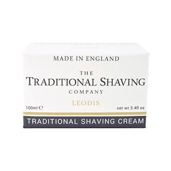 The Traditional Shaving - Leodis Shaving Cream, 100 ml