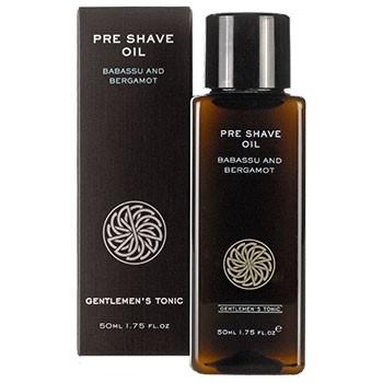 Gentlemen's Tonic - Pre Shave Oil, 50 ml