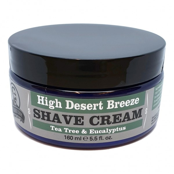 Col. Conk's Natural Shave Cream - High Desert Breeze