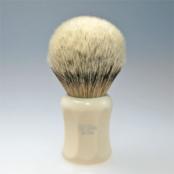 Thäter - Rasierpinsel Silberspitz # III (4125/2, 26mm), blond