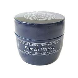 Cyril R. Salter French - Vetiver Rasiercreme 200 ml