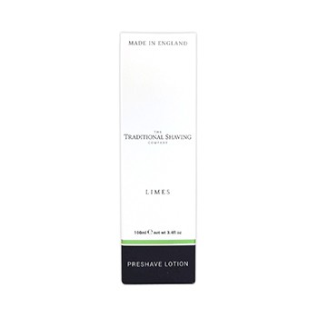 The Traditional Shaving - Lime Preshave Lotion, 100 ml