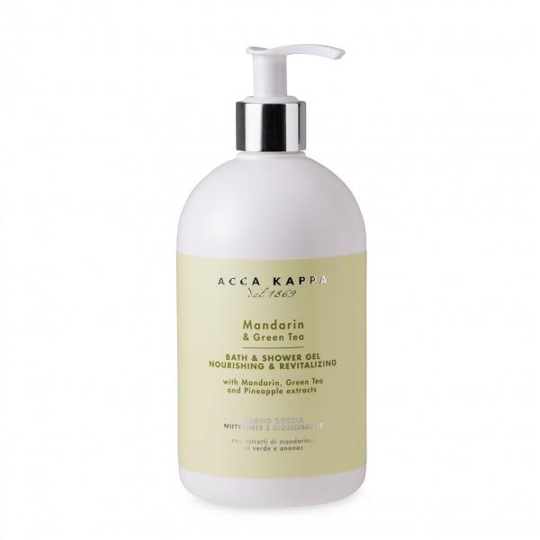 Acca Kappa – Mandarin & Green Tea - Bath- & Shower Gel