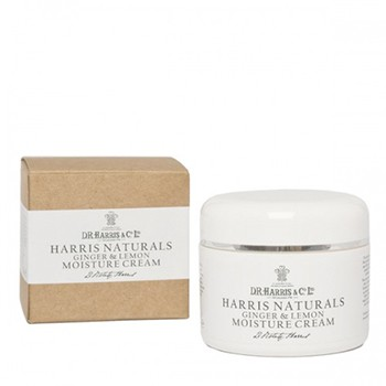 D. R. Harris - Natural Ginger & Lemon Moisture Cream, 100 ml