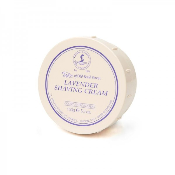 Taylor of Old Bond Street - Lavender Shaving Cream, 150 Gramm