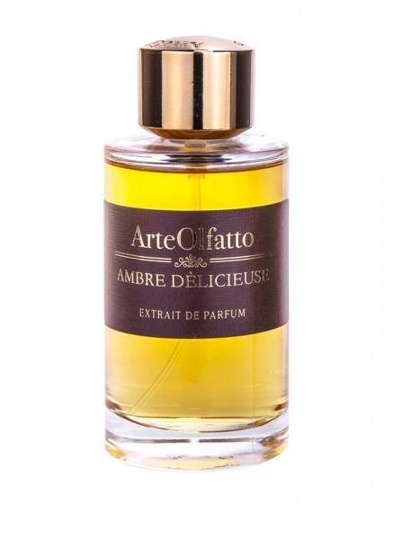 Ambre Délicieuse - Extrait de Parfum
