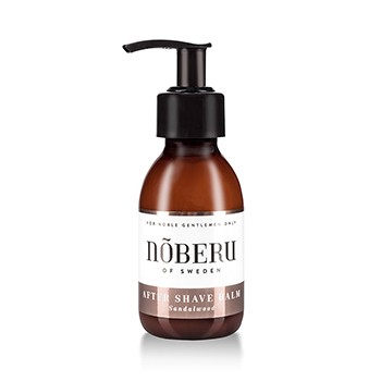 Nõberu of Sweden - Aftershave Balm Sandelholz, 125 ml
