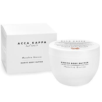 Acca Kappa - White Moss Karité Body Butter, 200 ml