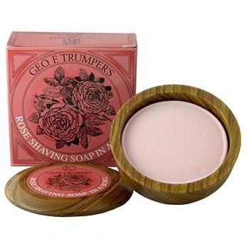 Geo F. Trumper - Rose Shaving Soap, 80 Gramm