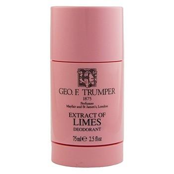 Geo F. Trumper - Extract of Limes Deodorant Stick, 75 ml