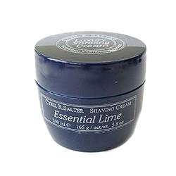 Cyril R. Salter - Essential Lime Rasiercreme 200 ml