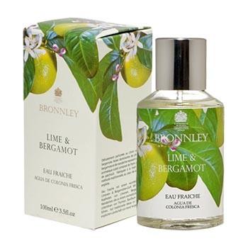 Bronnley - Lime & Bergamot Eau de Toilette, 100 ml