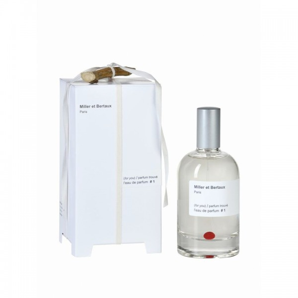 Miller et Bertaux - # 1 (for you) / parfum trouvé Eau de Parfum