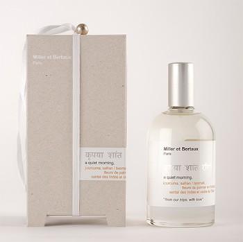 Miller et Bertaux - a quiet morning Eau de Parfum, 100 ml