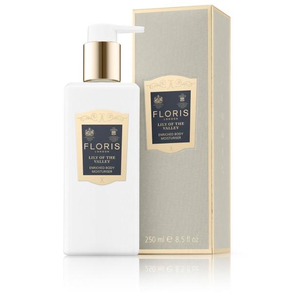 Floris - Lily of the Valley Körperlotion