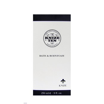 Knize - Ten Bath- & Body-Foam, 250 ml