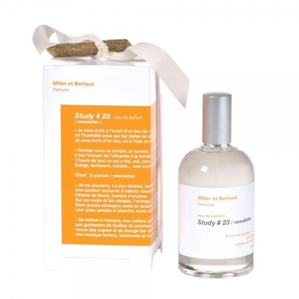 Study# 23 - Eau de Parfum