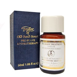 Taylor of Old Bond Street - Pre-Shave Aromatherapy Oil, 30 ml
