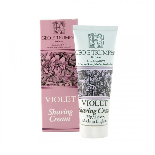 Geo F. Trumper - Violet Shaving Cream Tube