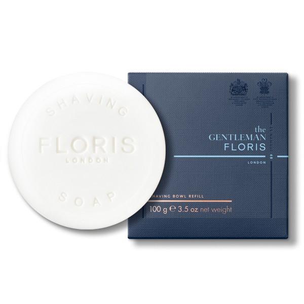 Floris - No. 89 Rasierseife Refill, 100 Gramm