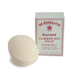 D. R. Harris - Almond Oil Bath Soap 150 Gramm