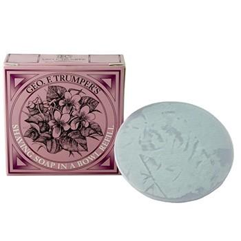 Geo F. Trumper - Violet Shaving Soap, 80 Gramm Refill