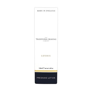 The Traditional Shaving - Leodis Preshave Lotion, 100 ml