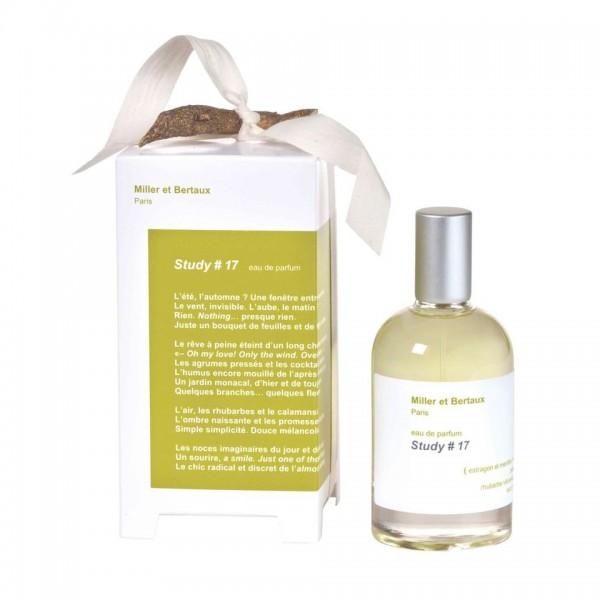 Miller et Bertaux - Study # 17 l'eau de Parfum, 100 ml