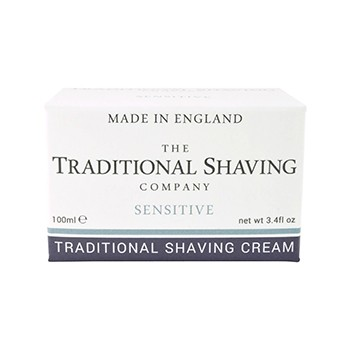 The Traditional Shaving - Sensitiv Shaving Cream, 100 ml