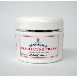 D. R. Harris - Exfoliating Cream, 50 ml