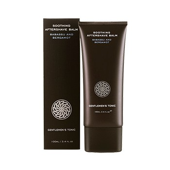 Gentlemen's Tonic - Soothing Aftershave Balm, 100 ml